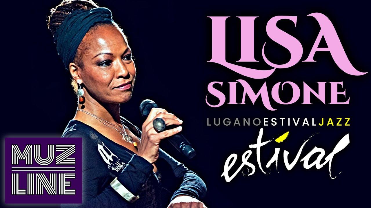 Lisa Simone |  Estival Jazz Lugano 2016 || HD || Full Concert