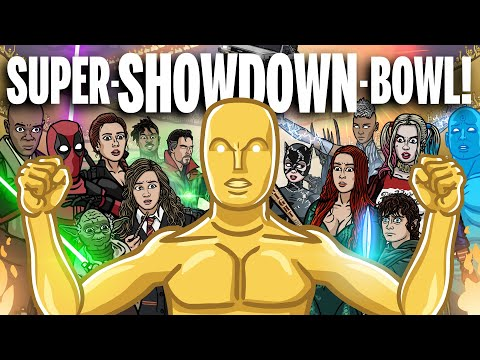 SUPER-SHOWDOWN-BOWL! - TOON SANDWICH