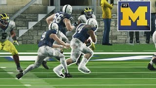 THE CRAZIEST COLLEGE FOOTBALL GAME EVER!!! NCAA 14 ROAD TO GLORY EP. 5