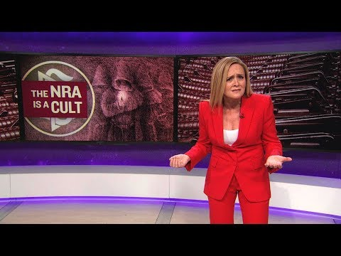 The NRA is a Cult  March 7, 2018 Act 1  Full Frontal on TBS