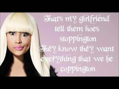 Nicki minaj dating a girl