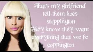 Nicki Minaj Girlfriend Lyrics And A Special Rapping Of Selean Gomez