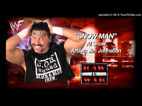 Al Snow 1999  SnowMan WWE Entrance Theme