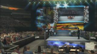WWE 12 | Christian Entrance