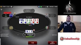 Schwiizer Poker Stream - NL500 Zoom Pokerstars #4 (Part 6)