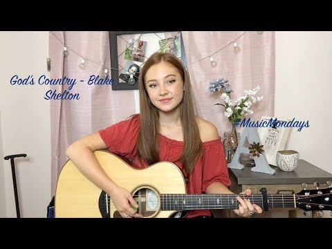 Download God39s Country  Blake Shelton Cover by Amanda Nolan