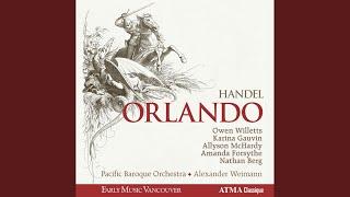 Act I Scene 3: Non fu gia men forte Alcide (Orlando)
