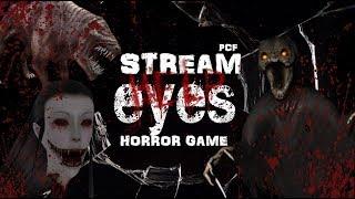 [СТРИМ] НОВЫЙ МОНСТР ДРУЖОК \ Eyes: The Horror Game\ PixelCakesFan