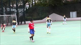 hpsgps的荃灣區男子小學九人足球賽-決賽:海官 vs 馬灣基慧 [上半場]相片