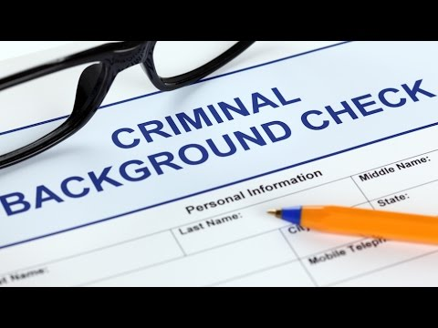How To Get A Legitimate Background Check