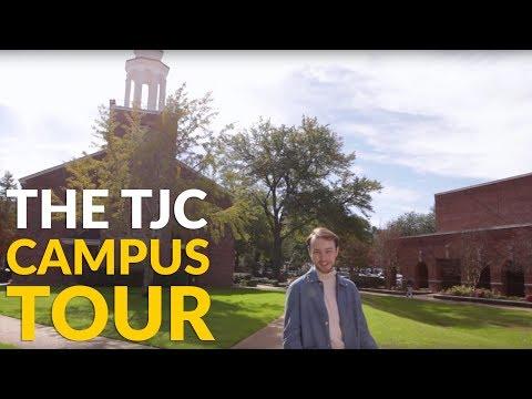 TJC Campus Tour