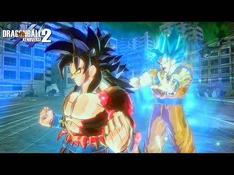 Xeno Goku LB