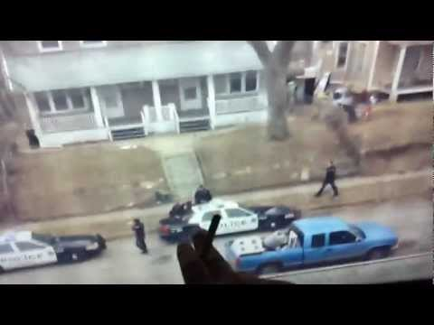 Omaha, NE police brutality on two citizens. Very excessive force!