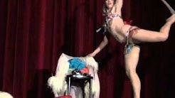 Lady Lou @ Burlesque Show Thalia Kino Potsdam