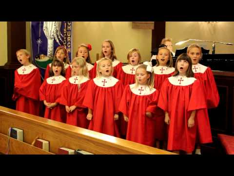 A Place in the Choir by The Children's Choir of Holy Nativity Episcopal Church