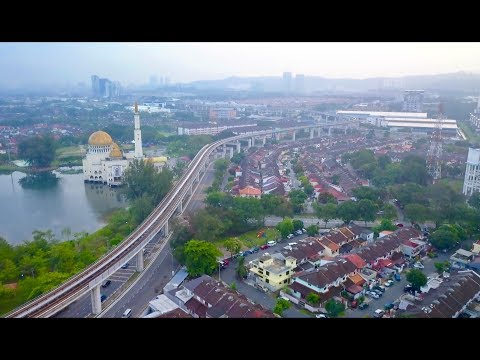 Puchong, Malaysia 2017 {in 4k / HD 1080 Quality}