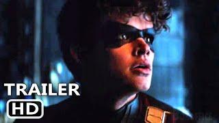 TITANS ရာသီ 3 နောက်တွဲဇာတ်ကား (2021) Brenton Thwaites, Superhero စီးရီး