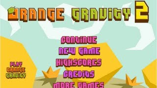 Orange Gravity 2-Walkthrough