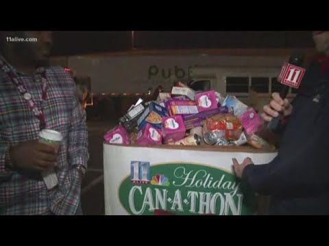 Tapp Middle School donates to Can-A-Thon