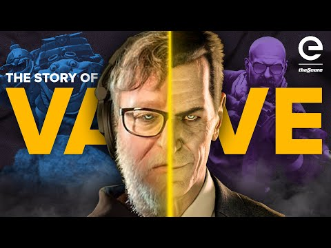 How Gaben Took Over the World: The Story of Valve