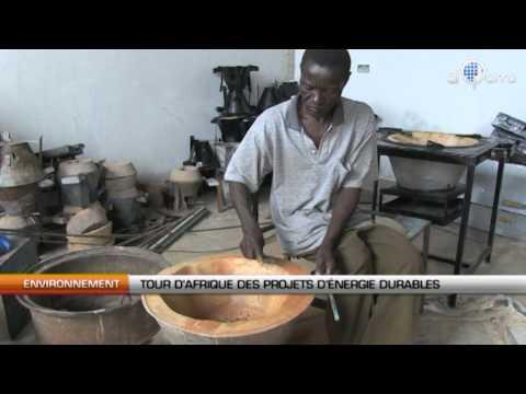 Tour d'Afrique des projets d'énergie durables
