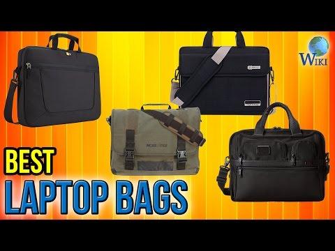 10 Best Laptop Bags 2017