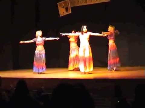 HAREM BELLY DANCE GROUP Habibi ya eyni
