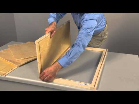 Wall Cabinet Assembly