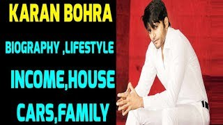 Actor karan Bohra(Bigg Boss 12) Lifestyle,Income,House,Cars,Luxurious,Family,Biography & Net Worth