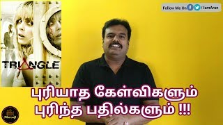 Triangle (2009) Movie Explanation in Tamil by Filmi craft