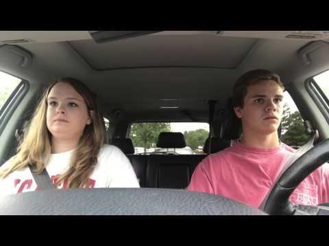Abby's Graduation Carpool Karaoke