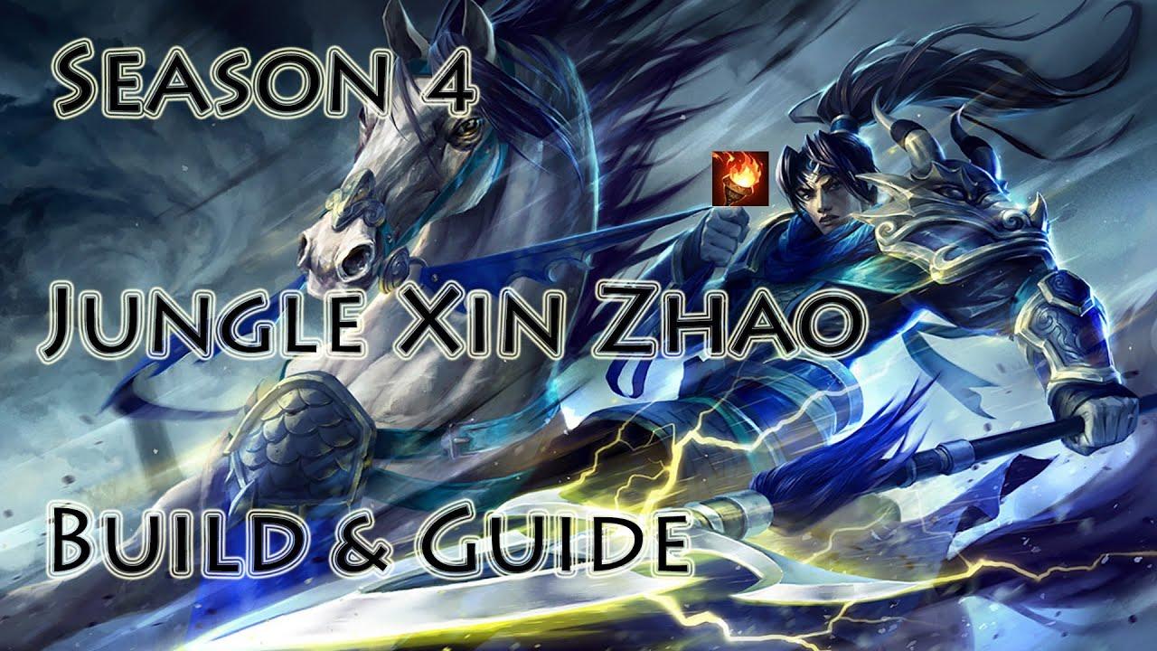 Xin Build Jungle Season
