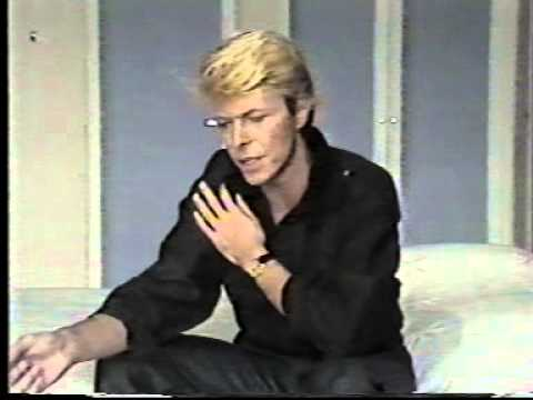Doublevision - TV Wipeout 09 David Bowie - Interview For 'Merry Christmas Mr. Lawrence'