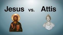 Jesus vs. Attis