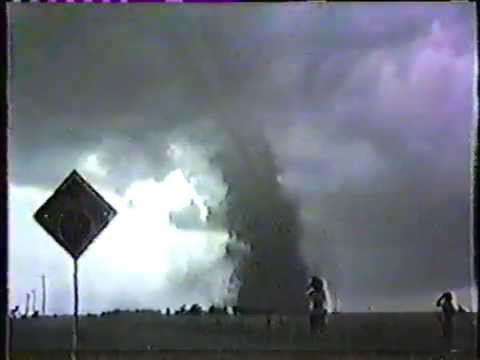 Tornado! (1990 - KAKE TV Channel 10 - Wichita, KS)