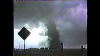 Tornado! (1990 - KAKE TV Channel 10 - Wichita, KS)