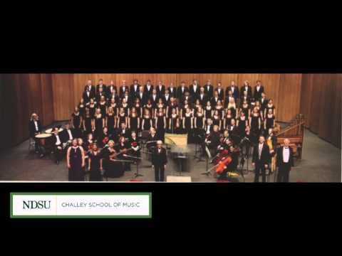 Friede auf Erden, Op  13 | Arnold Schönberg [NDSU Concert Choir]