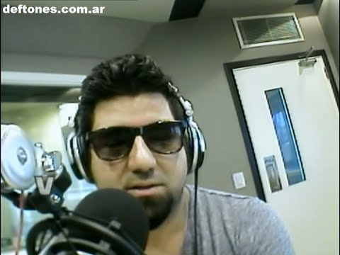 Deftones & Cypress Hill - Entrevista 06/04/2011 en Fm Rock & Pop