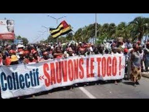 Tempo Afric TV - Le Scandal des Presidentielles 2020 au Togo revele par Yves Kenao - 1ere Partie