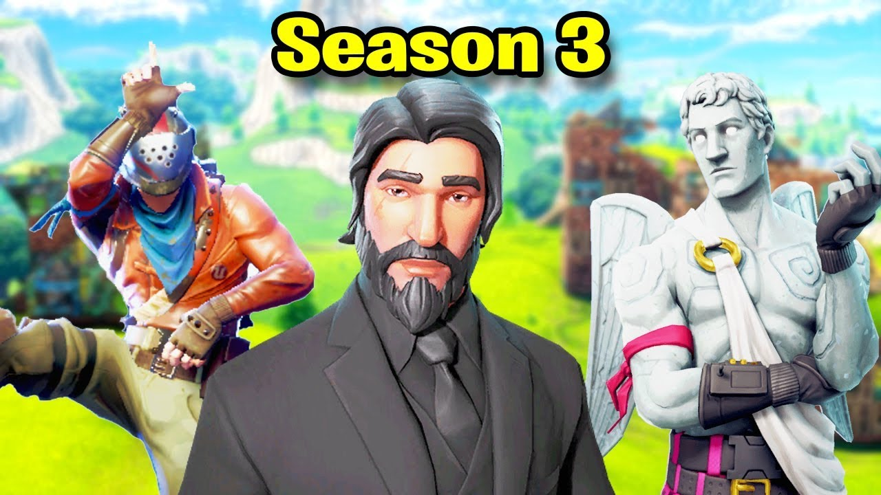 Fortnite SEASON 3 Montage! (Best Moments, Highlights ...