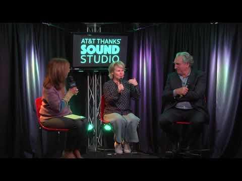 Valerie Knight - Valerie Knight Interviews Jim Carter & Imelda Staunton Of Downton Abbey