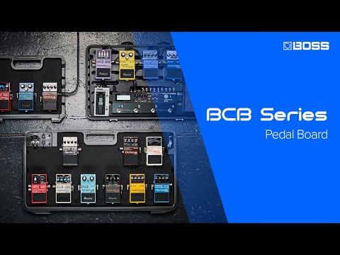 Updated BOSS BCB series - BOSS Pedalboard Solutions