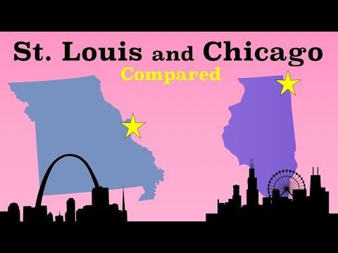 Chicago and St. Louis Compared