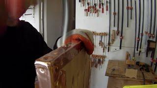 Making a Copper Top