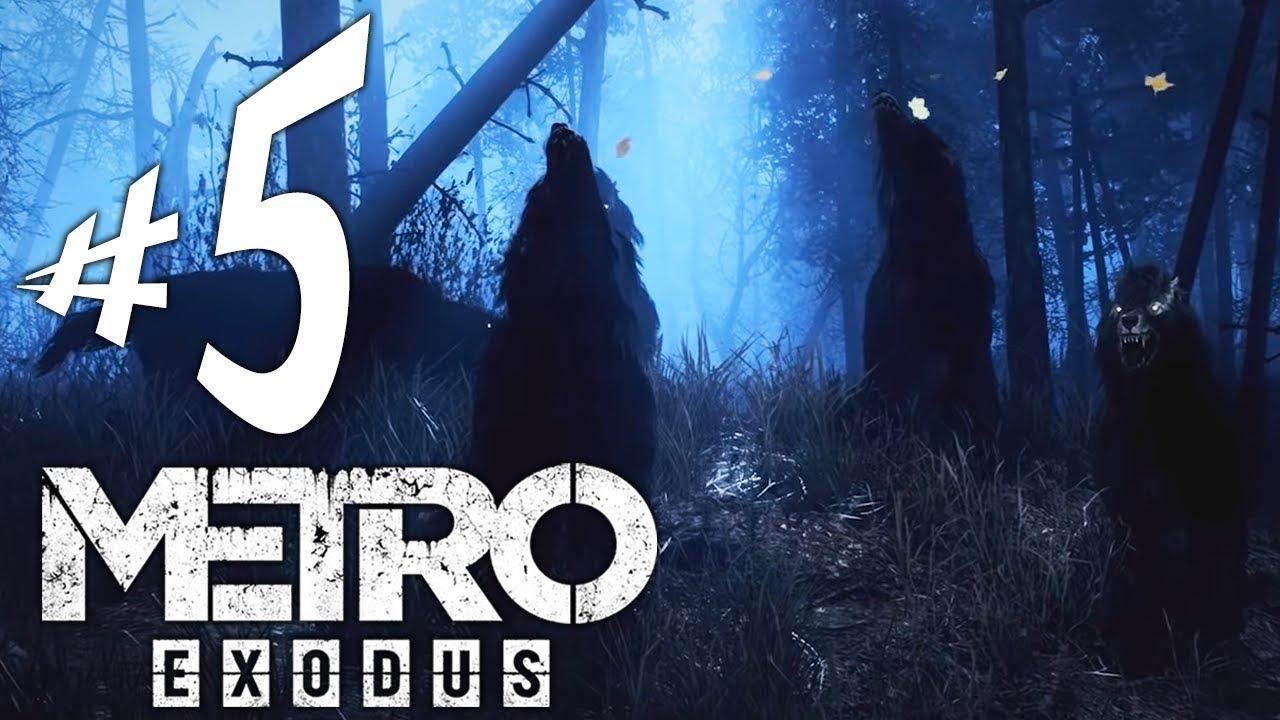 Metro Exodus - Parte 5: A Floresta Maldita!! [ PC - Playthrough ]