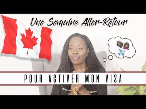 PVT 🇨🇦 - ACTIVATION Du VISA Et PREMIÈRE FOIS Au CANADA | PVT Toronto