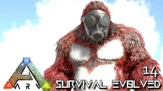 ARK: SURVIVAL EVOLVED - PRIMAL BIGFOOT GIGANTO TAME & BREEDING !!! E14 (MODDED ARK PUGNACIA DINOS)