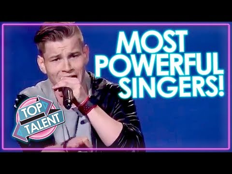 TOP 5 Most Powerful Singing Auditions | Got Talent, X Factor & Idols | Top Talents