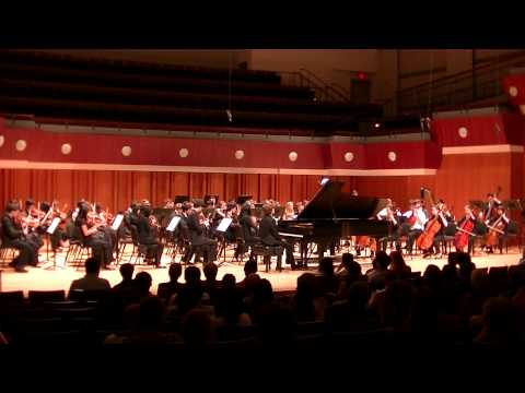 Athens Youth Symphony (5-17-15) Part 1