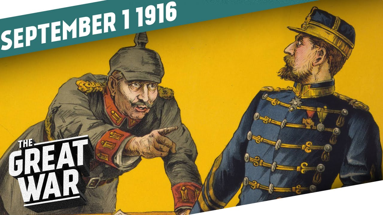 Romania Joins The War I THE GREAT WAR Week 110
